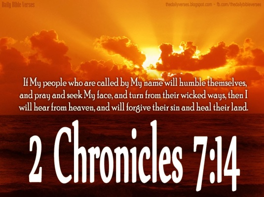2 Chronicles 7